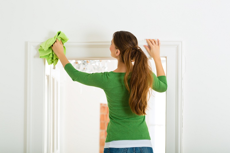 Clean Your House, Kitchen, Washroom and Balcony within 3 hours