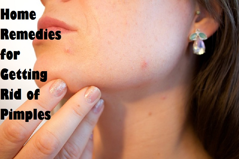 Pimple Treatment: Fast Home Remedies for Getting Rid of Pimples