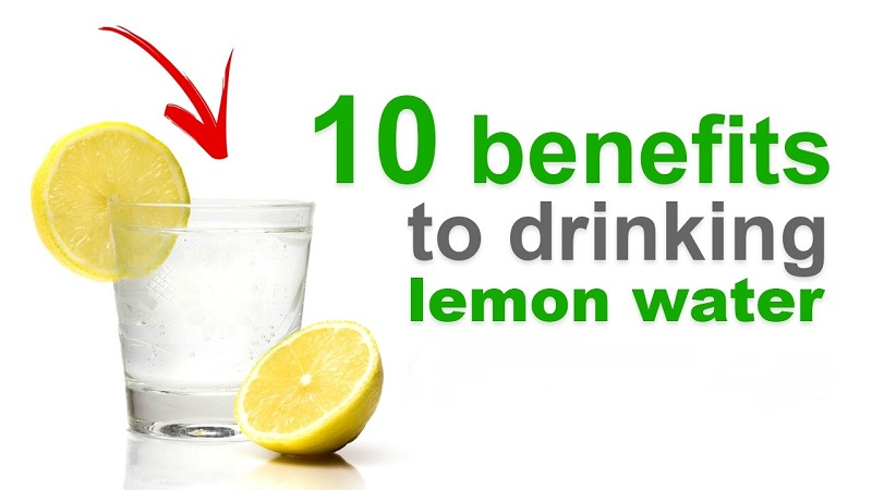 Detoxify Naturally With The Benefits of Water and Lemon
