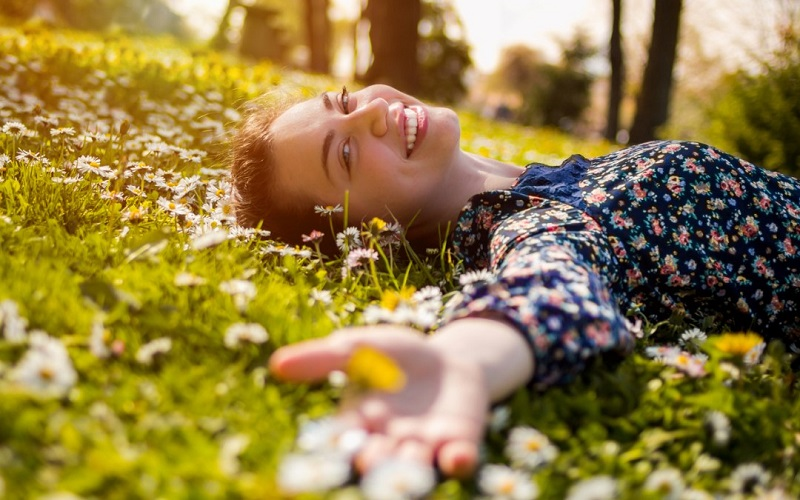 take care of yourself in spring