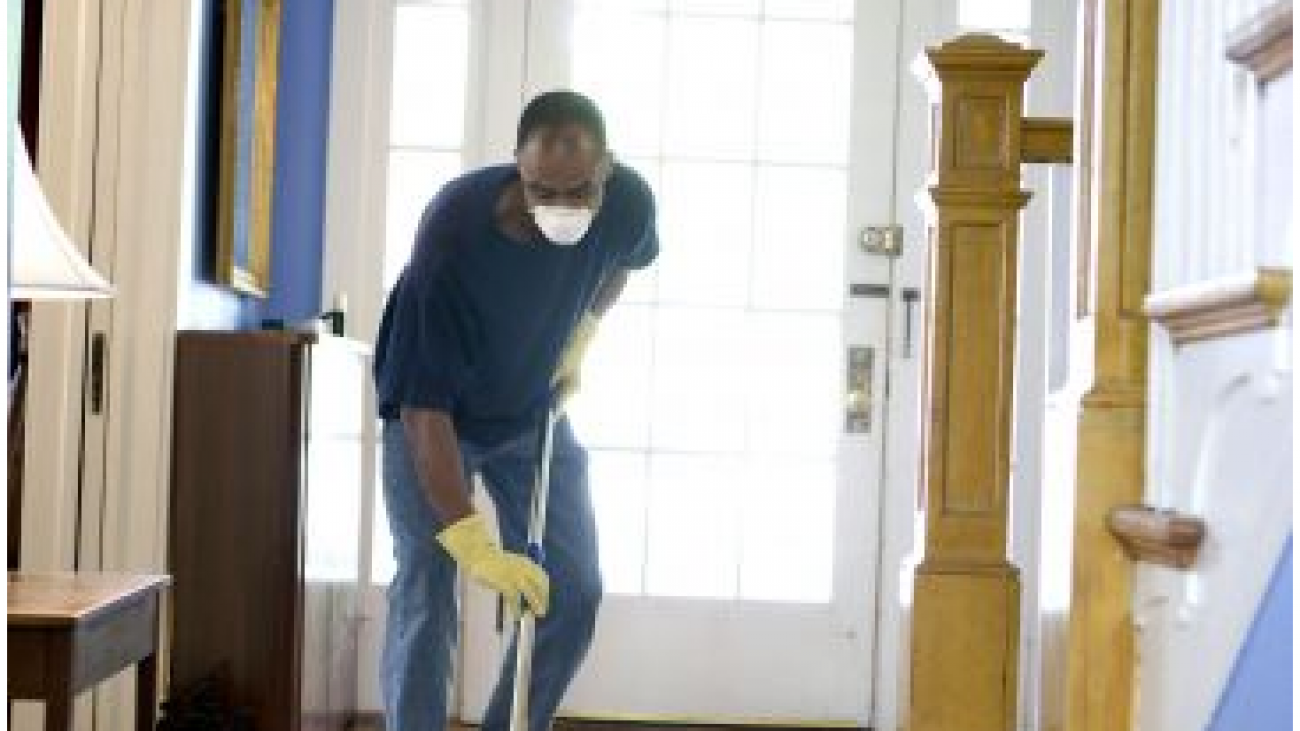 How to Keep Your House Clean When the Temperatures Rise2