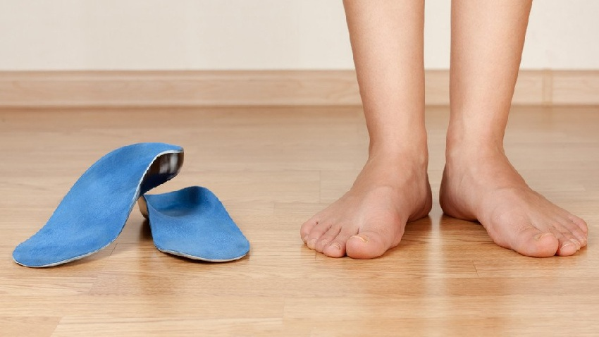 Happy Feet! Solving Feet Problems With Orthotic Inserts