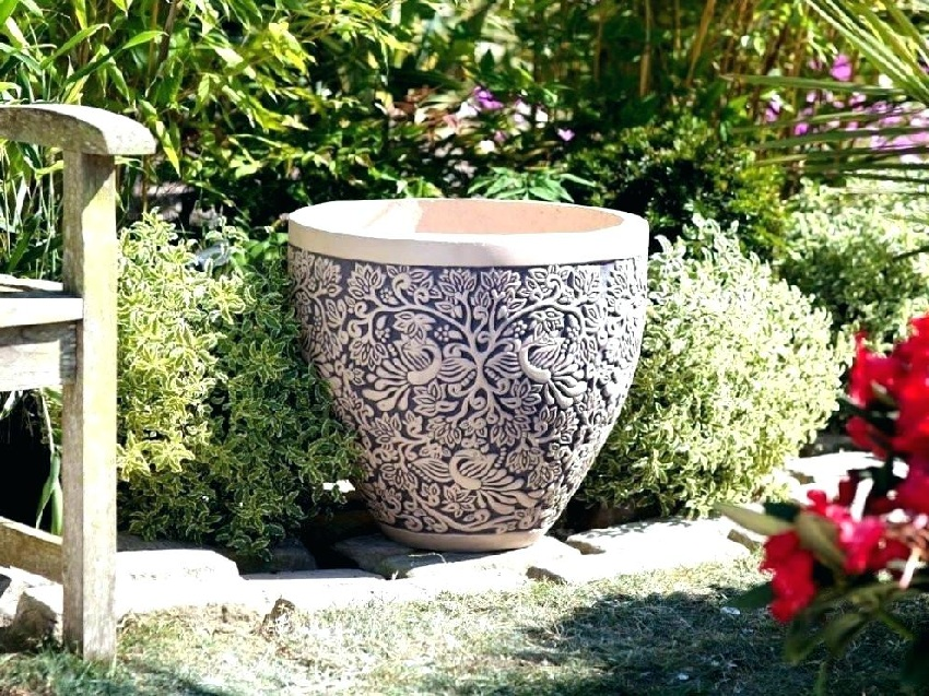 Jumbo Plant Pots for Flowers
