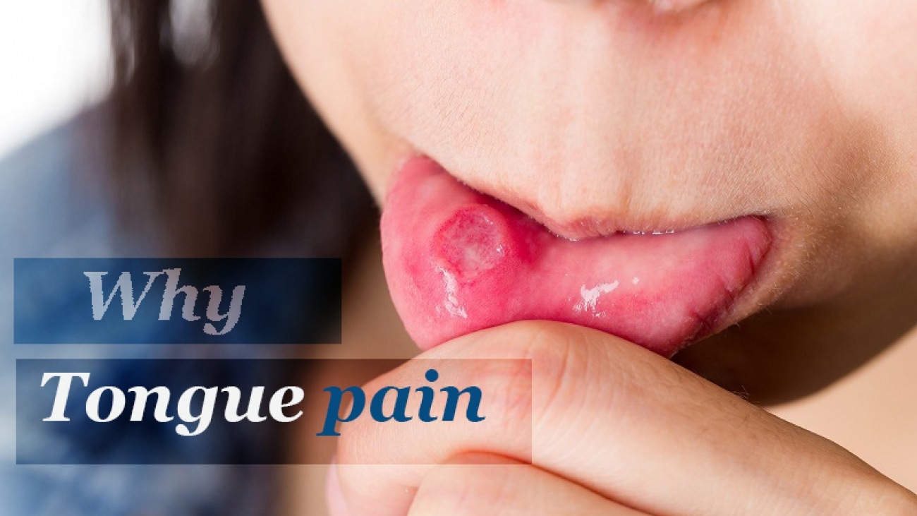 Why tongue pain
