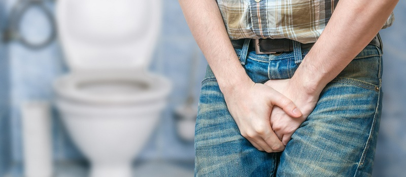 Pain when urinating