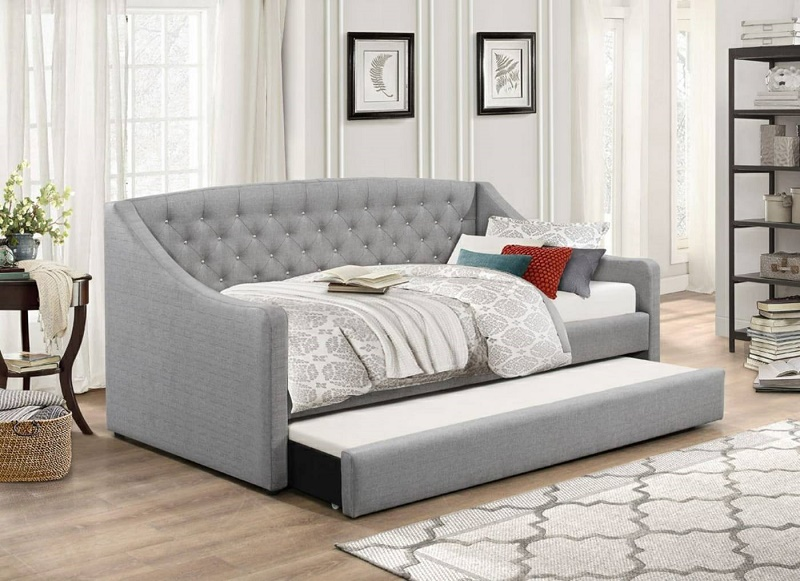 Armchair trundle beds