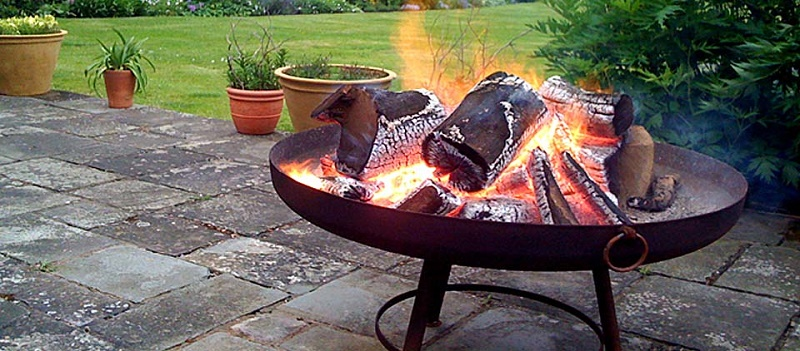 How to light the fire