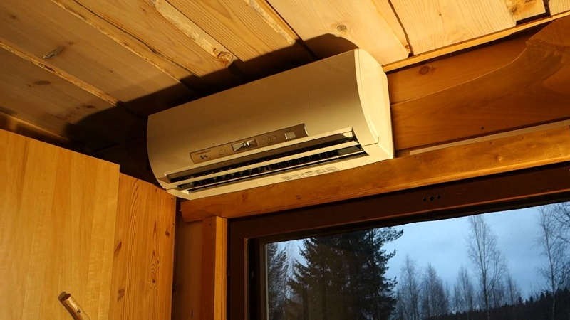 air conditioner cooling system
