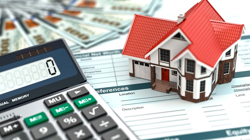 Costs for building a house
