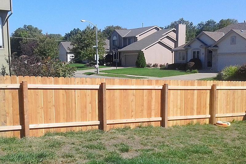 advantage of fences