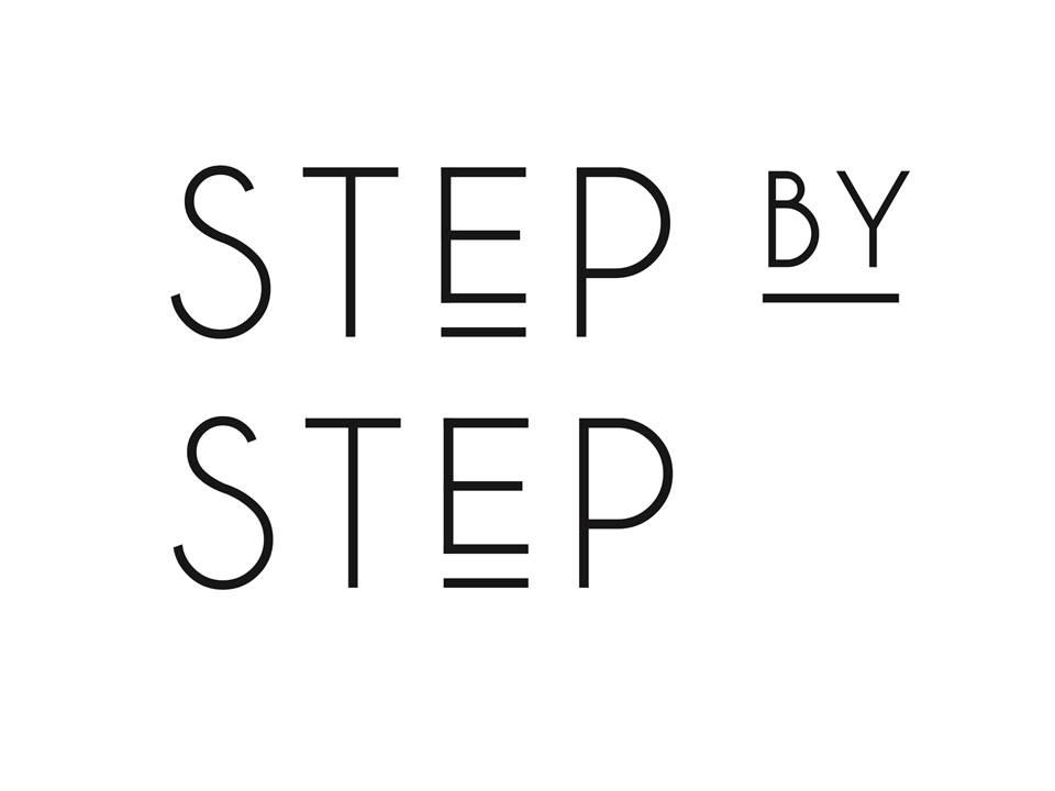 Begin step by step