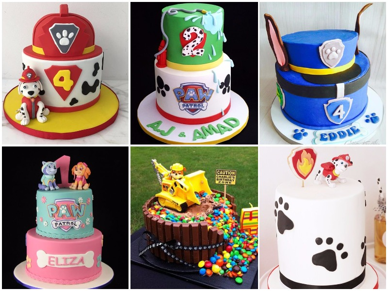Ideas to decorate a paw patrol party for your child's birthday