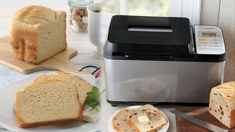 How to choose a bread machine for home (Tips to consider)