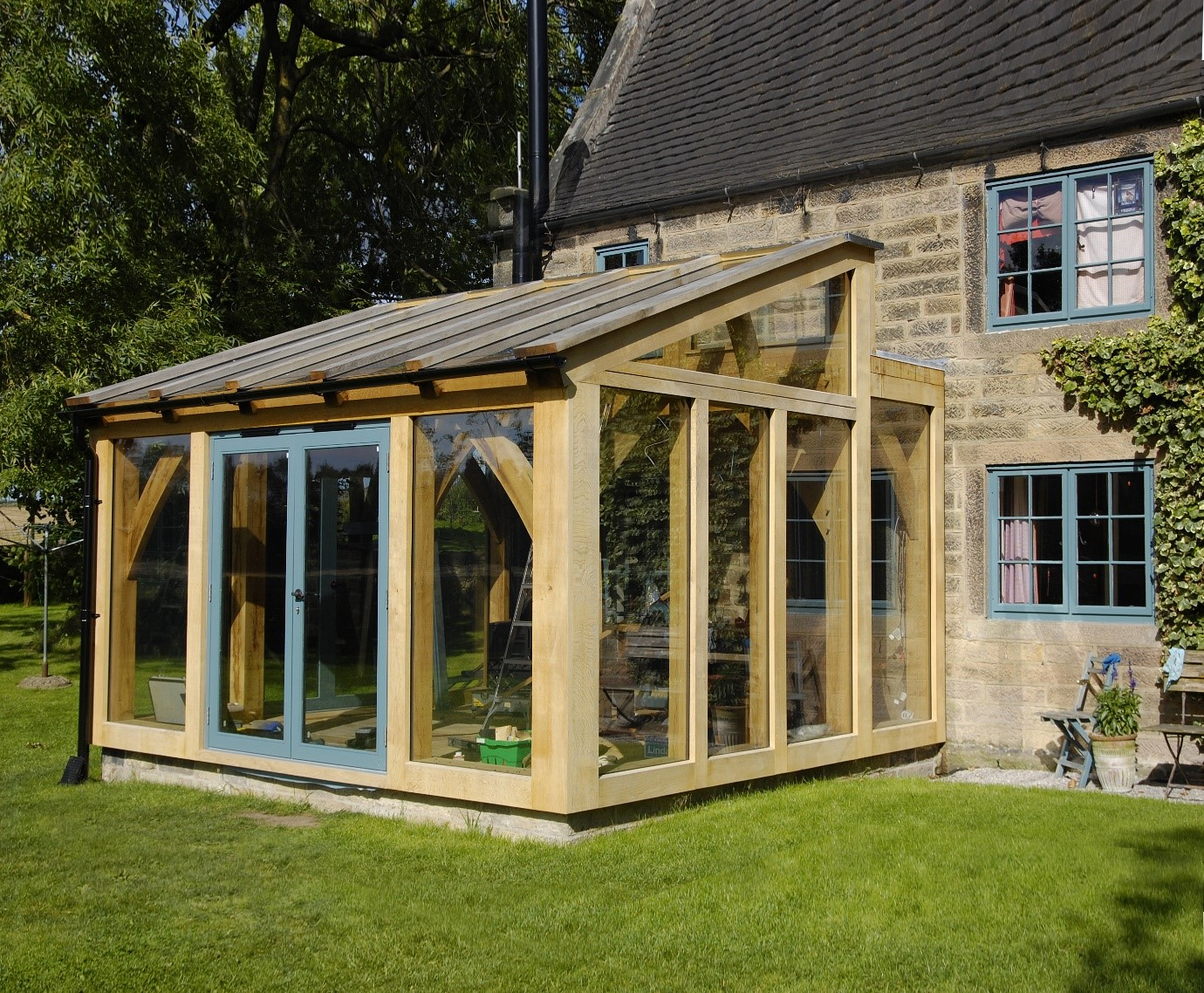 Frequently asked questions about building with oak