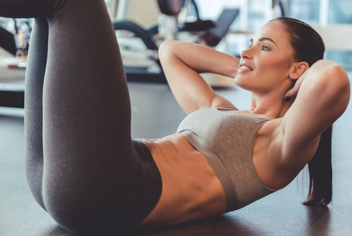 10 exercise to reduce belly fat for female at home