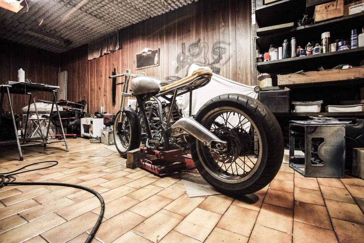 Making your garage weatherproof