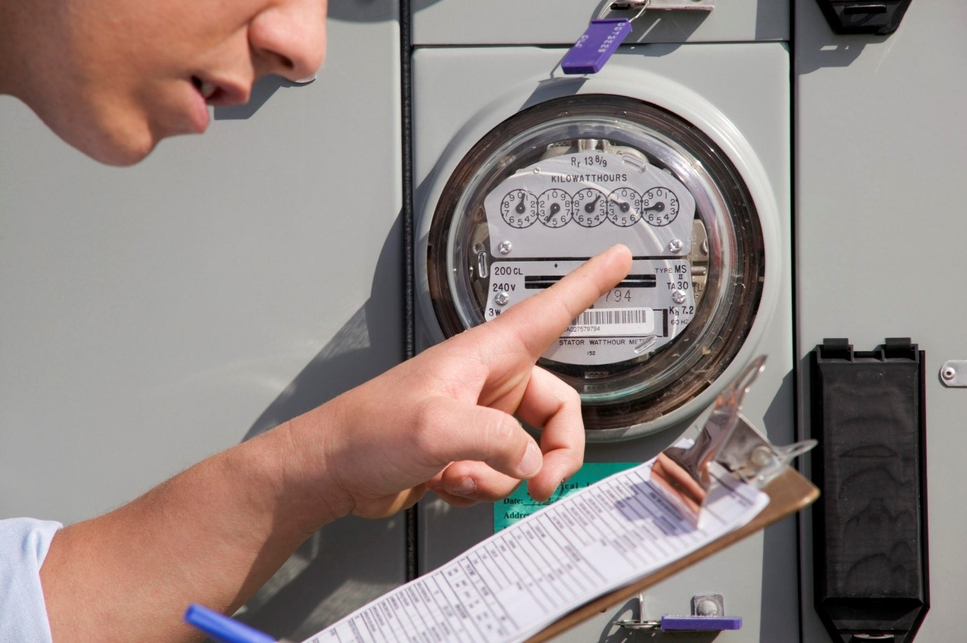 Who is responsible for repairing your gas meter box?