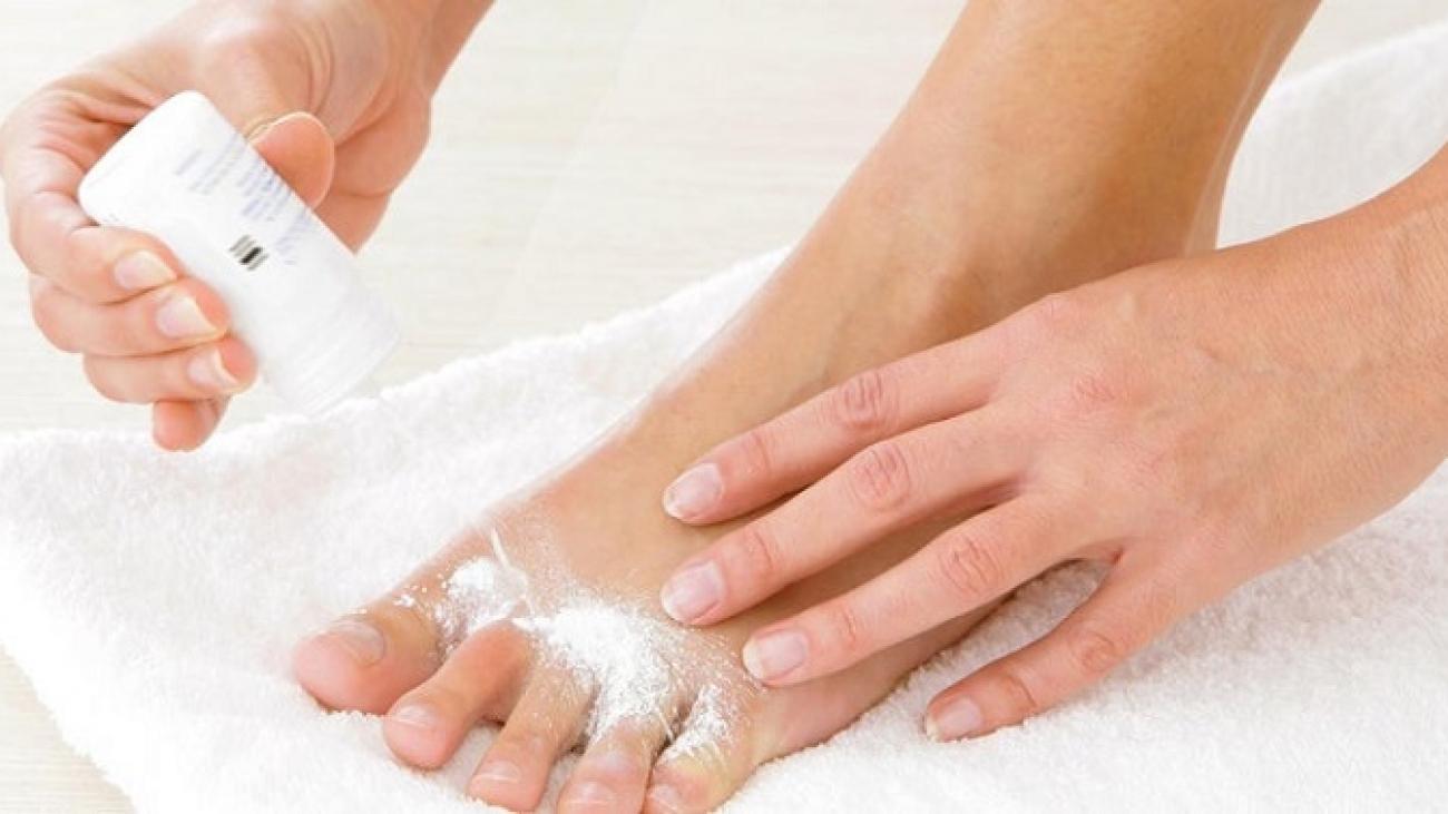 boric acid for feet