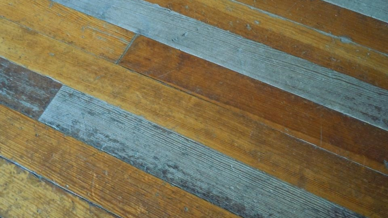 Hardwood flooring needs to be kept scratch free