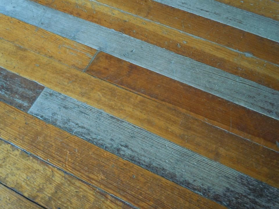 Hardwood flooring needs to be kept scratch free