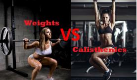 calisthenics vs weights