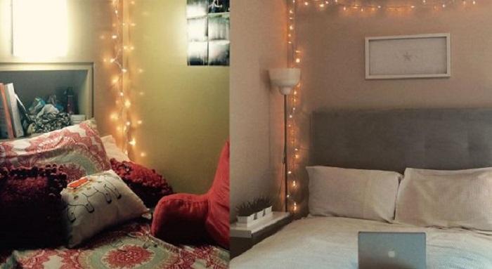 Minimalist Dorm Room Design
