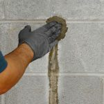 how to stop water leakage from wall