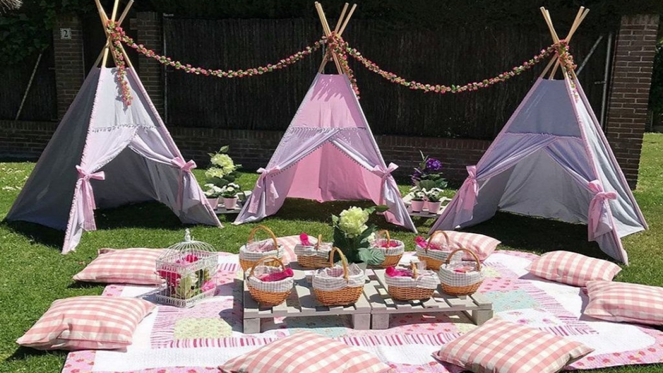 10 inspiring ideas for picnic decorating