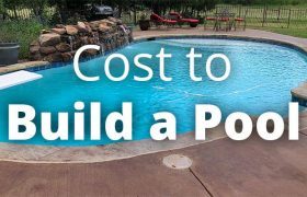 How much does it cost to build a pool in your home?