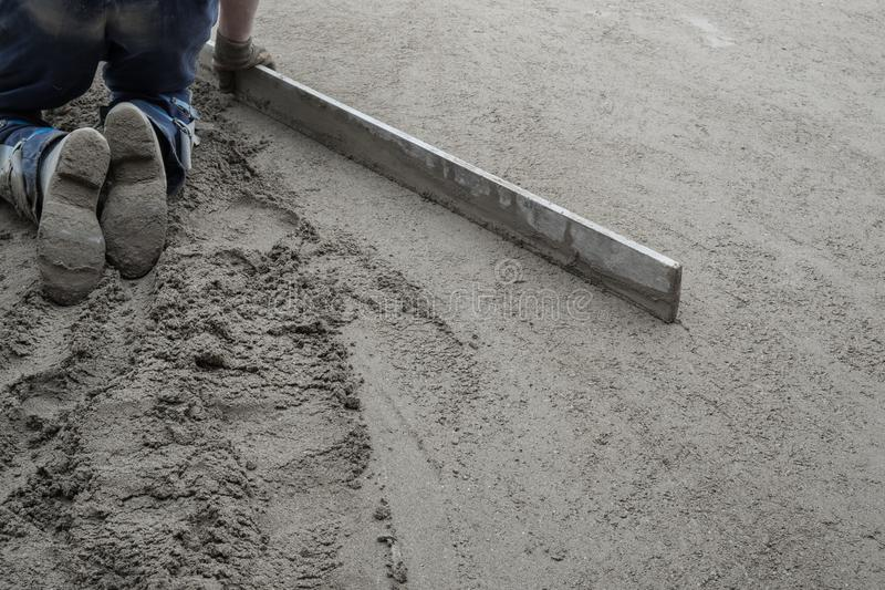 How To Build A Road Leveller By Hand