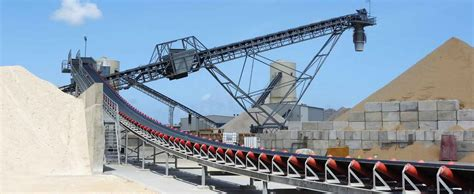 What Are Some Examples Of Bulk Material Handling?